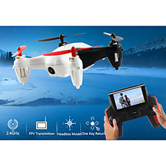 WLTOYS Q242 5.8GHz 4 Channel RC Quadcopter Helicopter FPV Real Time One Key Return Headless Model