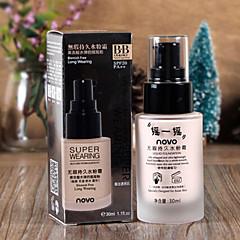 2 Základ mokrý tekutina Vlhkost / Ochrana proti slunci / Bělící / Kontrola mastnosti / Korektor / Výživa Face Natural / Křišťálový