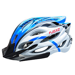 FJQXZ ®Women's / Men's Mountain / Road Bike helmet 20 Vents CyclingCycling / Mountain Cycling / Road Cycling /