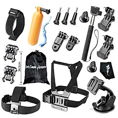 Gopro AccessoriesProtective Case / Monopod / Gopro Case/Bags / Screw / Buoy / Suction Cup / Straps / Clip / Hand Grips/Finger Grooves /