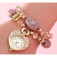Exclusive high-end special diamond heart-shaped Bracelet Watch