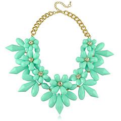 Women's Alloy / Acrylic Necklace Anniversary / Wedding / Birthday / Party / Outdoor Acrylic