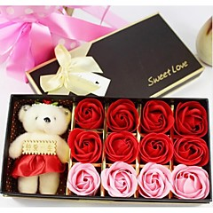 Valentine's Day Romance  Soap Rose(More Colors)