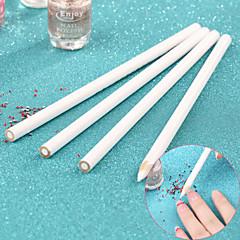 4kpl / set kynsikoristeet strassit helmiä poiminta kristalli työkalu vaha kynä kynä poimija, strassit pickup kynät