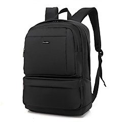 15,6 tommers vanntett unisex laptop ryggsekk ryggsekk ryggsekk reiser ryggsekk skole bag for MacBook / dell / hp, etc