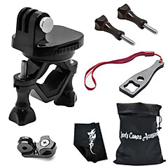 Gopro Accessories Gopro Case/Bags / Screw / Buoy / Clip / Flex Clamp / Wrenches / Cleaning Tools / Accessory Kit / Mount/HolderAll in One