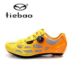 Tiebao Tênis Tênis para Ciclismo Sapatos para Ciclismo HomensAnti-Escorregar Almofadado Ventilação Impacto Anti-desgaste Prova de Água