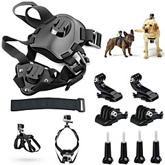Gopro Accessories Action Camera Dog Harness / Screw / Straps / Accessory Kit / Mount/Holder All in One / Dogs & Cats, For-Action Camera,