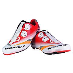 נעלי ספורט לגברים נגד החלקה ריפוד אוורור פגיעה חסין בפני שחיקה עמיד למים נושם טבע הצגה אימון אופני הרים אופני כביש רכיבה על אופניים