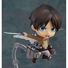 Attack on Titan Eren Jager PVC Anime Action-Figuren Modell Spielzeug Puppe Spielzeug