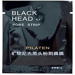 1 마스크 건조 / 젖은 액체 Oil-control / 여르듬 방지 / 클렌징 얼굴 블랙 페이드 China PILATEN