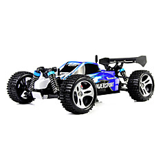 Buggy WLToys A959 4WD 1:18 Brush Electric RC Car 50KM/H 2.4G Red / Blue Ready-To-GoRemote Control Car / Remote Controller/Transmitter /