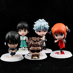 Gintama Andere PVC Anime Action-Figuren Modell Spielzeug Puppe Spielzeug