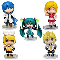 Andere Hatsune Miku PVC Anime Action-Figuren Modell Spielzeug Puppe Spielzeug