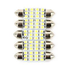 5ks občanské 6wattů vůz vedl šířka lampa státní poznávací značce automobilu lampy auto čtecí lampa bílá barva