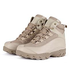 ספורט עור נעליים צבאיות חיצוניים מגפי דבר טיפוס מגפיים נעלי טיפוס הרים