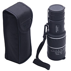 B 16X40 mm Monocular Generic Carrying Case Military High Definition Spotting Scope Tactical General use Hunting Bird watching Military