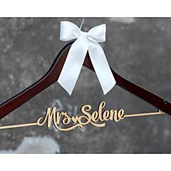 כלה / שושבינה / נערת פרחים / זוג / הורים מתנות-1 חתיכה / סט מתנה יצירתית וינטאג' / יצירתי חתונה / ברכות / תודה פוליאסטר / עץ מותאם אישית