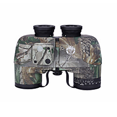 ESDY 10x50Navy Maple Leaf Camouflage Binoculars with Rangefinder and Compass Reticle Illuminant