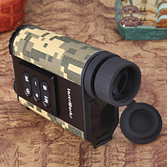 DaZhen 6X 32 mm Monocular BAK4 Night Vision / Military 1° 4m Fully Multi-coated Hunting/Infrared / Range Finder