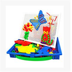puzzel paddestoel / kogel, speelgoed / intelligentie gecombineerd een set van 350
