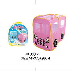 kinderen spelletjes spelen super auto tent huis strand hot toys