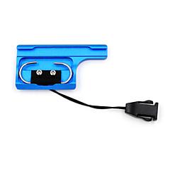 טלסין תופסן תושבת עמידה במים For Gopro Hero 3+ Gopro Hero 4 GoPro Hero 4 שחור צלילה