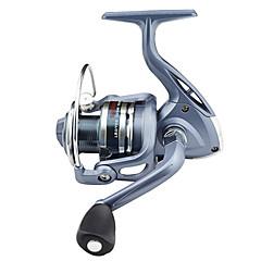 Spinning Reel / รอกตกปลา Orsók 5.5:1 6 Golyós csapágy Jobbkezes / Balkezes / cserélhetőTengeri halászat / Csalidobó / Léki horgászat /