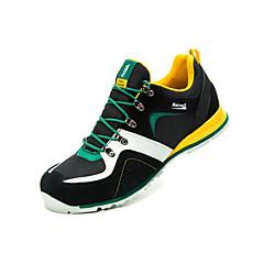 Tênis / Sapatos de Caminhada / Sapatos de Corrida / Sapatos Casuais / Sapatos de Montanhismo(Cáqui / Preto / Verde Escuro) -Homens-Correr