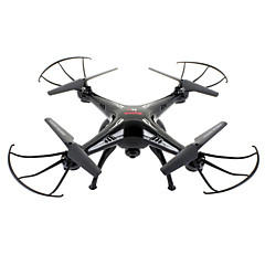 Fjernstyret SYMA X5SC-drone med HD-kamera i opgraderet x5c-version, headless enknaps-returfunktion