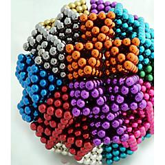 Magnetiske puslespil 648 Stk. 5 MM Magnetiske puslespil Byggeklodser Magnetiske bolde Direktion Legetøj Puslespil Terning Til Gave