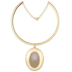 LGSP Women's Alloy Necklace Daily Acrylic-61161064