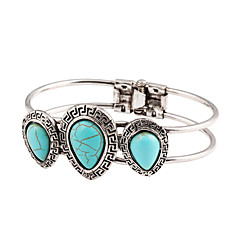 Bohemian Fashion Love Turquoise Multilayer Woven Bracelet