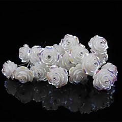 成人用 真珠 かぶと-結婚式 / パーティー ヘアピン / ヘアスティック 20個