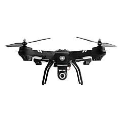 WL Toys Q303 Dron 6 Ejes 4 Canales 2.4G Quadcopter RCRetorno Con Un Botón / Auto-Despegue / Modo De Control Directo / Vuelo Invertido De