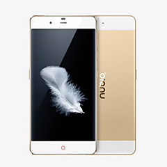 "ZTE NX513J 5.2 "" Android 5.0 Smartphone 4G (Due SIM Octa Core 13 MP 3GB + 32 GB Oro)"