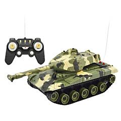 fjern foreldre-barn-militær dress barn mot stridsvogner tank infrarød modell to leker