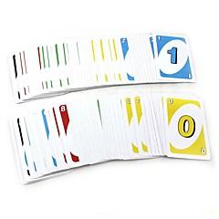 uno číslo karty hračka desková hra