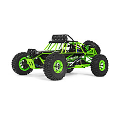 Buggy WLToys Climbing Car 1:12 Brush Electric RC Car 50KM/H 2.4G Green Ready-To-GoRemote Control Car / Remote Controller/Transmitter /
