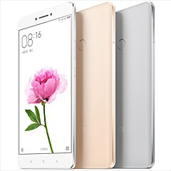 "xiaomi max 6.0 "" Android 5.1 4G-smartphone (Dubbele SIM Hexa Core 16MP 3GB + 32 GB Goud / Zilver)"