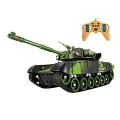 fjernkontroll tank modell bil, fjernkontroll leken bil, metall mot tanks (l) - den levende soner hc0151 12 tanks