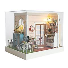 chi fun house bricolage maison de carlingue modèle de sable manuel cadeaux créatifs happy hour