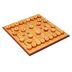 """המלוכה רח סין כלי שחמט דו-צדדית דו-שימושי הלוח 2.5 ס""""מ + 5 נקודות cocobolo שחמט לוח עץ"""