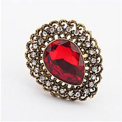 Retro New Fashion Gemstone Ring