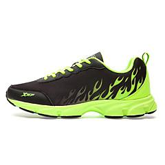 X-tep Juoksukengät Rennot kengät Miesten Liukkauden esto Anti-Shake Vedenkestävä Käytettävä Hengittävä Välittömästi mukavat jalassa Mukava