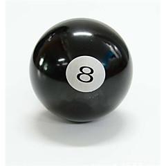 מדריך כדורית מכונית שונה ידית הילוכים הילוך משמרת שחור 8