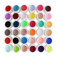 36 Color Color Gel UV Color Gel