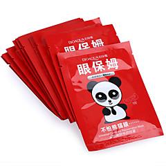10 Máscara Molhado Others Humidade / Tratamento de Olheiras Olhos Vermelho GUANGZHOU BIOAQUAN