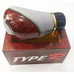 auto kraampjes hoofd drijfwerkkop gemodificeerde gm auto opknoping lederen versnellingspookknop handgeschakelde versnellingsbak