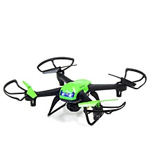 Eachine H99W WIFI FPV With 2.0MP 720p HD Camera 2.4G 6 Axle Headless Mode RC Quadcopter RTF Mode 2 Color in  Green